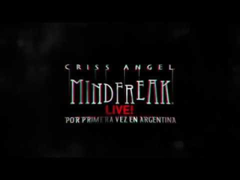 Criss Angel MINDFREAK LIVE Argentina