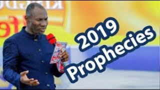 Rev Badu Kobi's prophecies that didn't come to pass for 2019