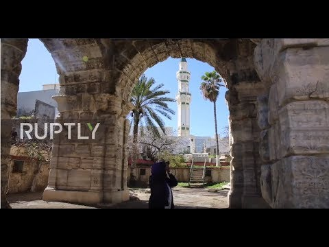 Libya: Photographer battles destruction of Tripoli's Old Town one click at a time