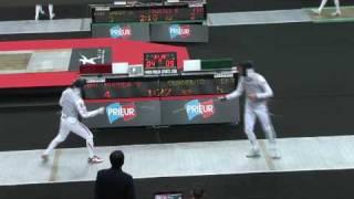 20100129 mf gp paris 64 red FUKUDA Yusuke JPN 10 vs JOVANOVIC Bojan CRO 15 sd No