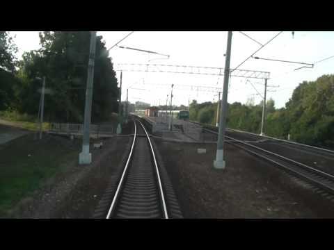 Москва-Павелецкая - Барыбино ч.02