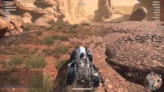 Crossout (MMO Combat/Action Game) Gameplay (1080p 60 fps)(Sign Up To 1UpBox Today: http://1upbox.co/1nBcU8d Use the coupon