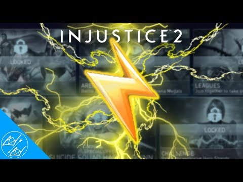 ACCOUNT ENERGY - WHY I SAVE MINE  || INJUSTICE 2 MOBILE
