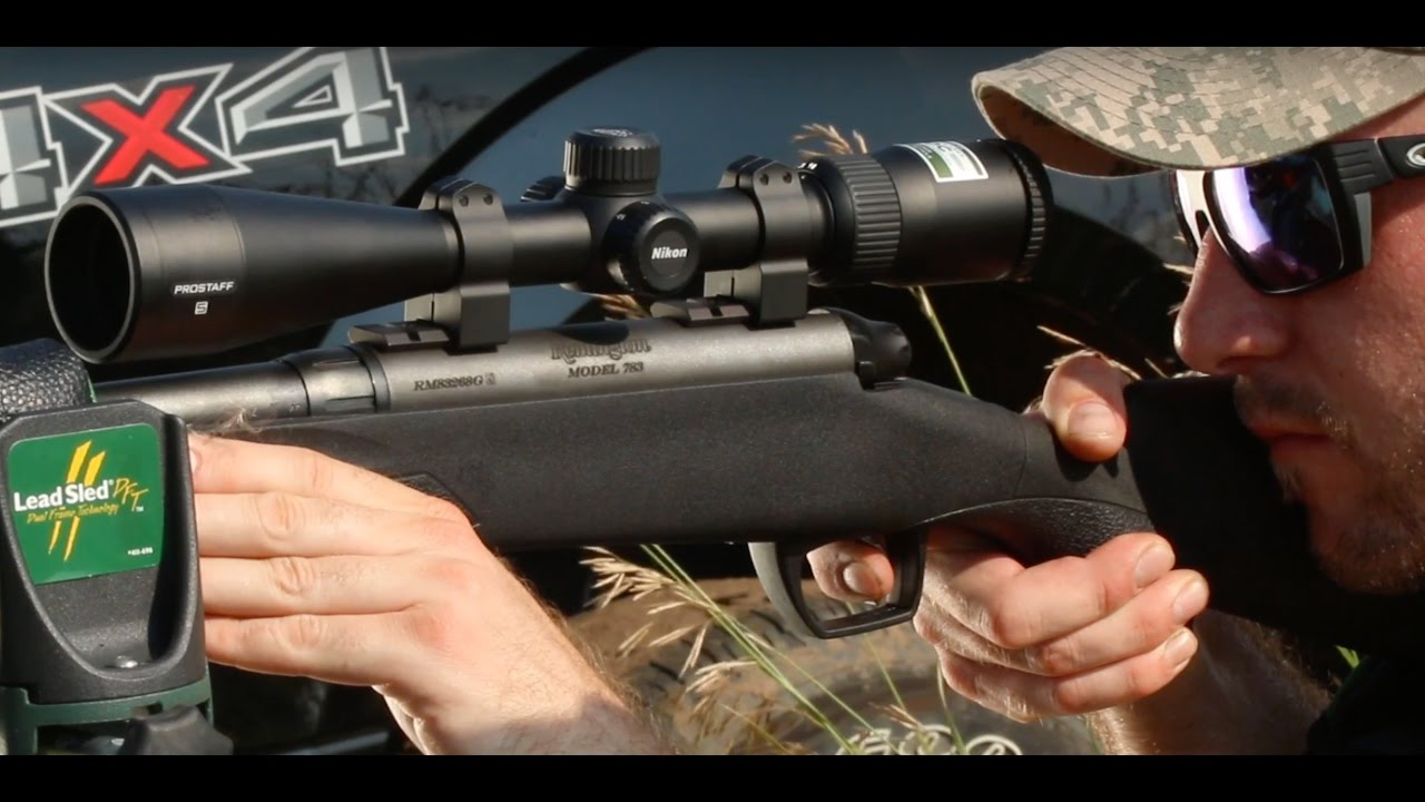 Rifle Test & Review: Remington 783