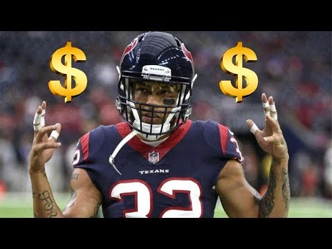 Houston Texans 2019 Cap Space Scenarios - Re-Signings, Cuts, and Free Agent Signings