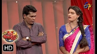 Chammak Chandra Performance | Extra Jabardasth | 6th July 2018 | ETV Telugu