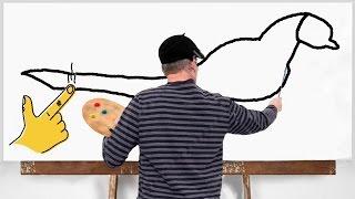 НУ, ГУГЛ, БЕРЕГИСЬ! ► Quick, Draw!  4 