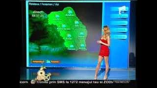 Vremea cu Flavia Mihăşan 10/07/2014