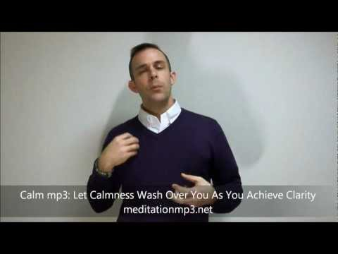 Calm mp3 Let Calmness Wash Over You As You Achieve Clarity