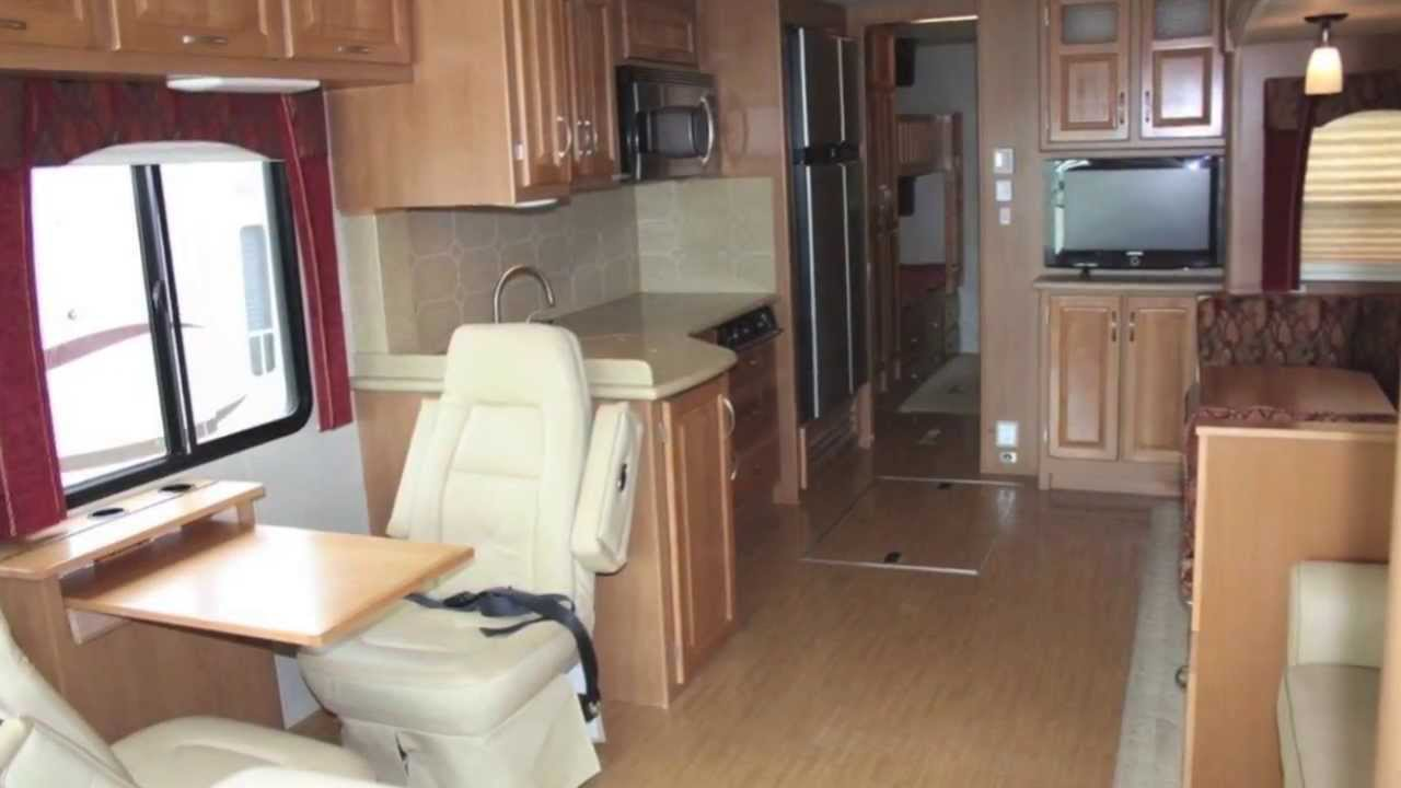 Used 2009 Newmar All Star 4154 Diesel With Bunk Beds For