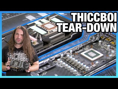 Tear-Down of XFX RX 5700 XT THICC II: What Went Wrong
