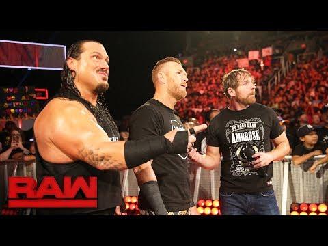 "Heath Slater gets a massive opportunity on ""Miz TV"": Raw, July 3, 2017"