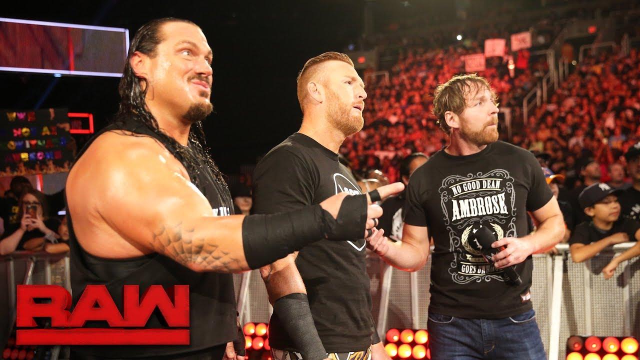 WWE Monday Night Raw Highlights (10th July 2017)