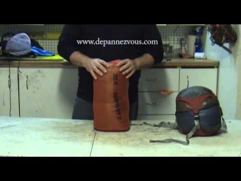 Backpacking - Mes sacs de compressions