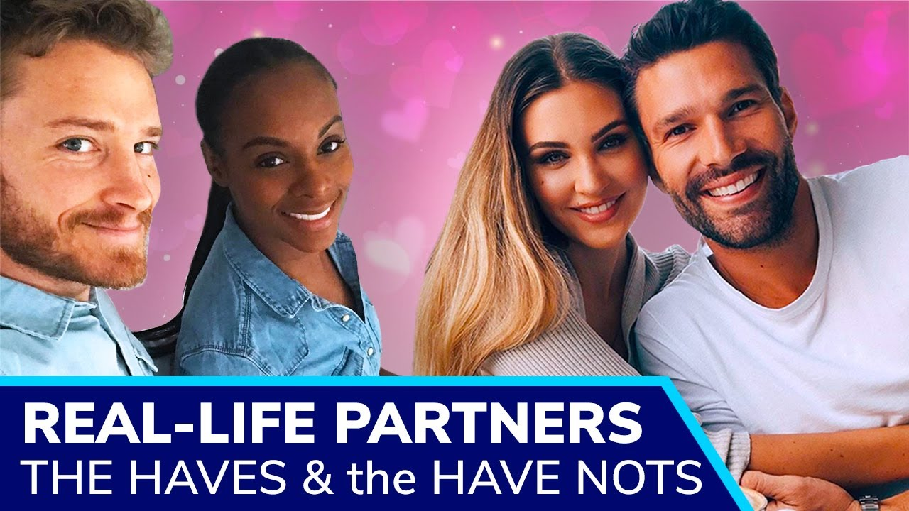 Download The HAVES & the HAVE NOTS Real Life Couples ❤️ Tika Sumper married? Aaron O'Connell magical proposal