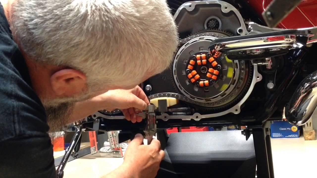 Hayden M6 BT07 primary chain tensioner (part 2) by skydude426