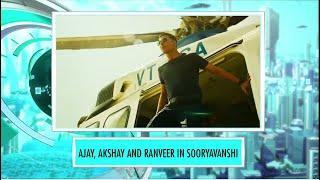 Sooryavanshi - Trailer | Akshay K, Ajay D, Ranveer S, Katrina K | 9XM Newisc | Bade Chote