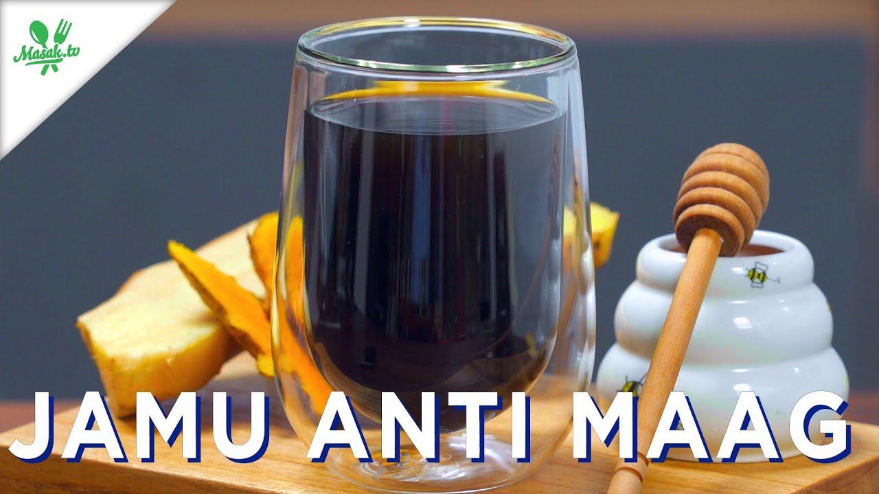 Resep Jamu Anti Maag