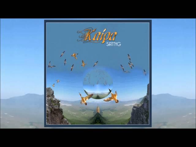 KAIPA: Sattyg New album 2014 (Inside Out)