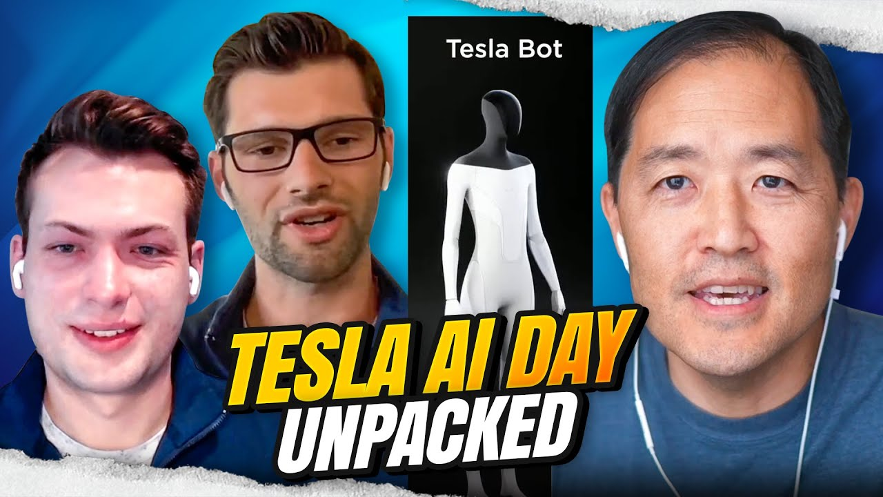Tesla AI Day Unpacked w/ ARK Analysts Will Summerlin & Frank Downing (Ep. 415)