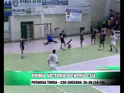 Sport – Prima victorie pentru CSU