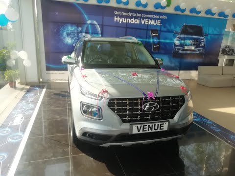 HYUNDAI #VENUE SX(O)||Diesel Top Model|Engine,Price,Variants,Safety,Features & Specs|Detailed Review