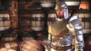 Dragon Age: Origins Playthrough Part 36 -Fort Drakon