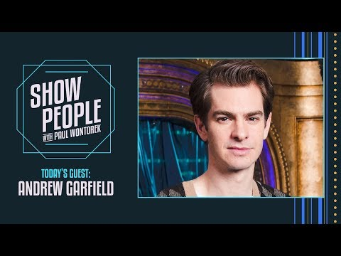 Show People with Paul Wontorek: Andrew Garfield of ANGELS IN AMERICA