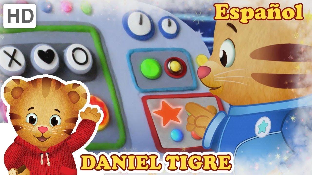 Daniel Tigre en Español - Ir al Baño es Importante - YouTube