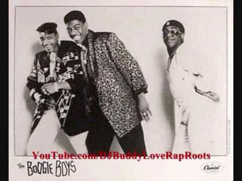 A Fly Girl - The Boogie Boys (1985)