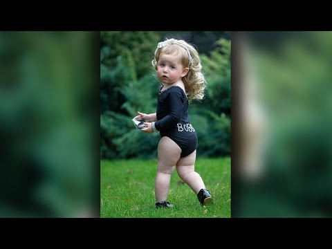 Download Youtube: Baby Beyonce: 19-month-old Beauty Queen Wowing Crowds With 'Single Ladies' Routine