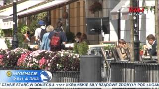 Polacy nie chcą waluty euro