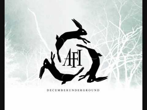 afi-silver and cold(lyrics in desc.)