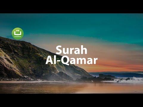 Surah Al-Qamar I Islam sobhi l Beautiful Recitation ᴴᴰ