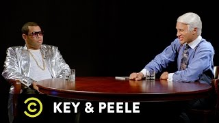 Key & Peele - The Morty Jebsen Show Goes Off the Rails - Uncensored