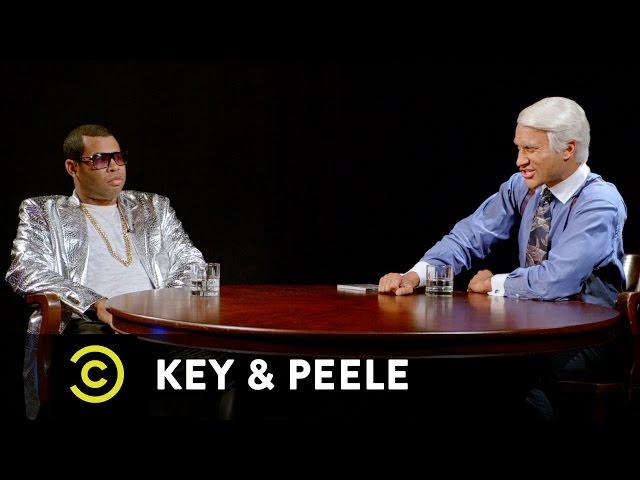 """Key & Peele: """"Meegan & Andre Break Up"""" / """"The End"""""""