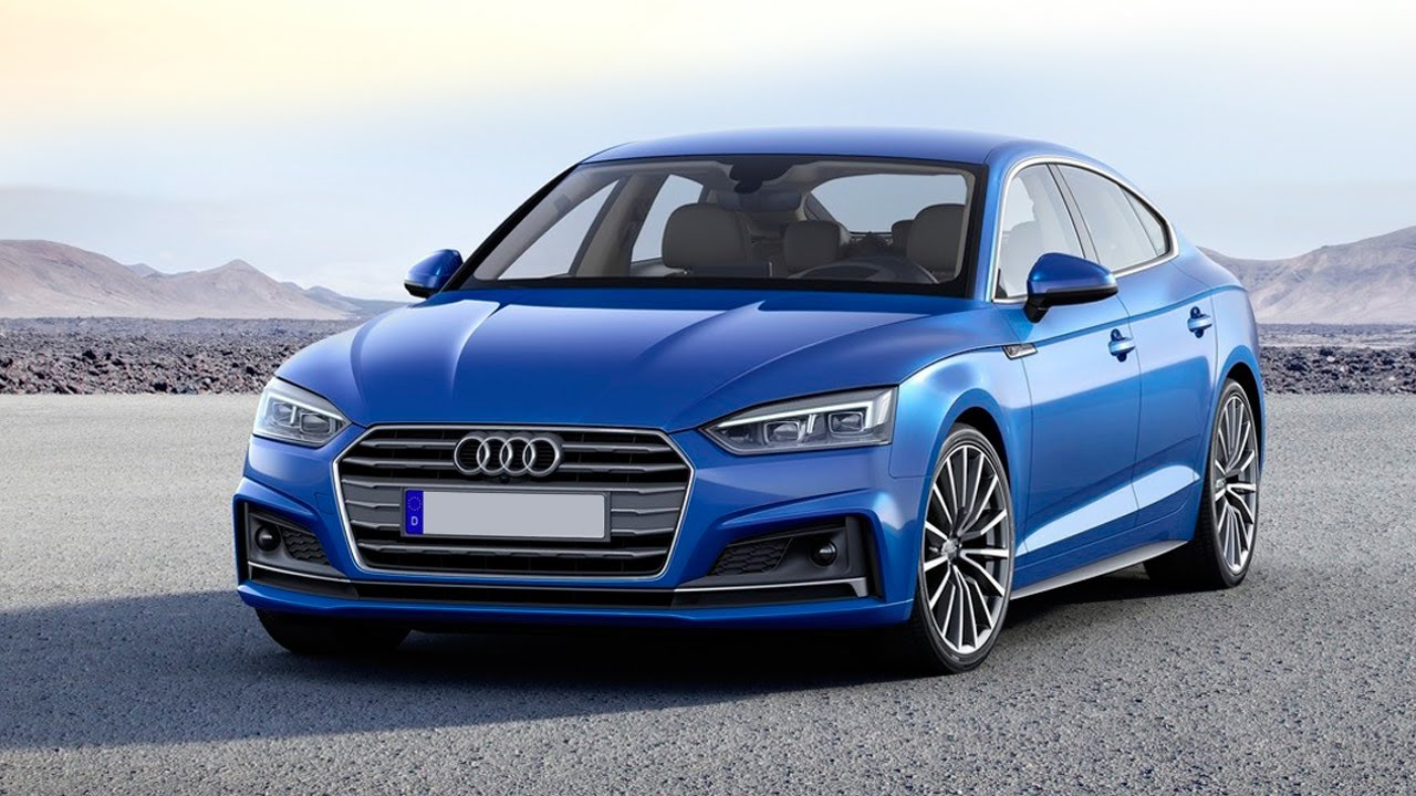 audi a5 2018 exterior the all new audi a5 coupe audi. Black Bedroom Furniture Sets. Home Design Ideas