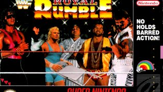 WWF Royal Rumble (Super Nintendo) - Bret Hart