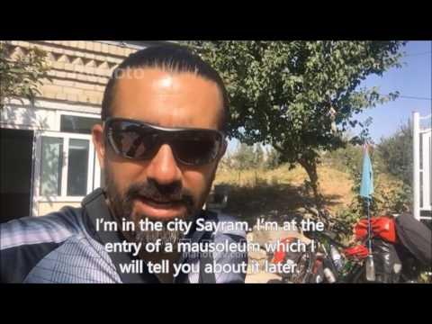 Kazakhstan (3) - video no. 24 - Human's Travels