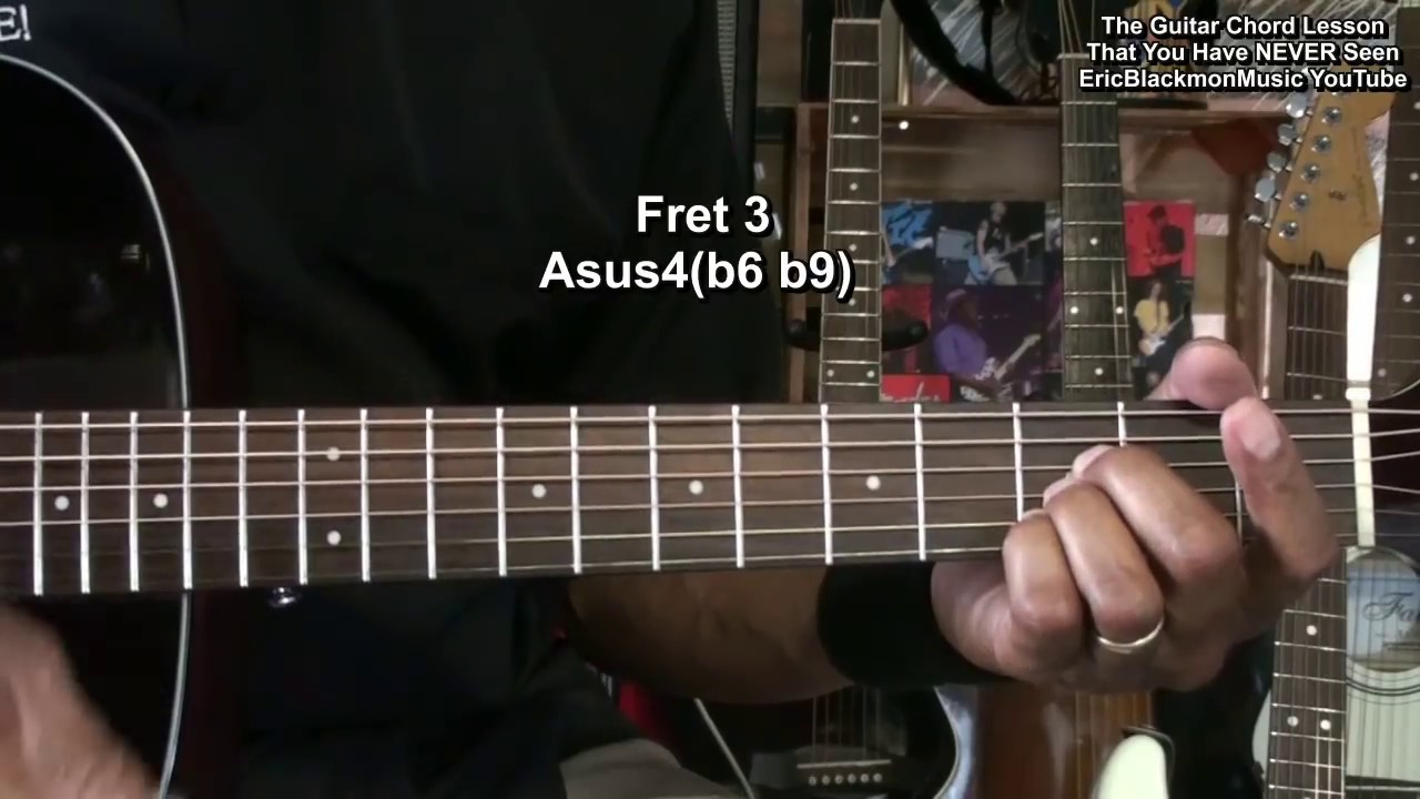 The Guitar Chord Lesson That You Never Saw Coming Youtube