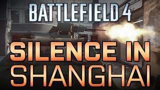 """""""Silence in Shanghai"""" - Battlefield 4 60 FPS Slow Motion Cinematic (PC)"""