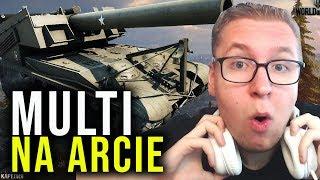 MULTI NA ARCIE - World of Tanks