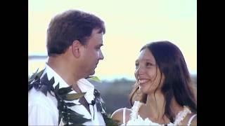 Невероятно романтическая свадьба Николая и Татьяны Латанских на Гавайях