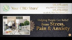 Your CBD Store in Urbandale