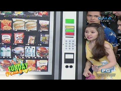 Sunday PinaSaya: The magic vendo machine