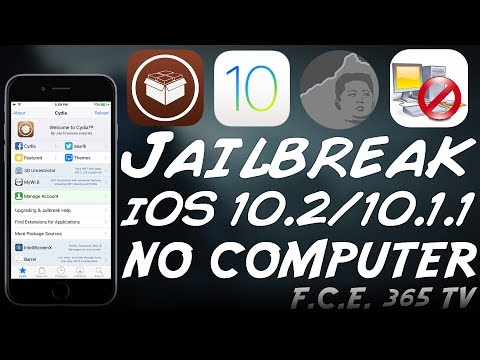 How to JAILBREAK With NEW Yalu NO COMPUTER (iOS 10.0 - 10.2)