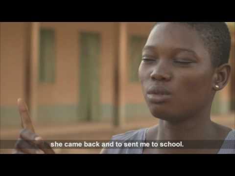 Women's education in Ghana - Charlotte's story