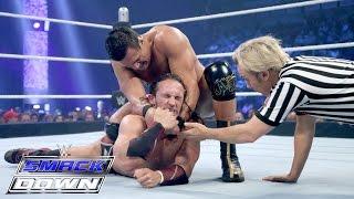 Neville vs. Alberto Del Rio: SmackDown, Nov. 5, 2015