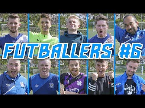 FUTBALLERS #6 - CROSSBAR CHALLENGE!