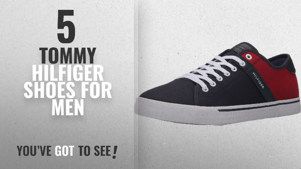 ccb1aac2e457 Top 10 Tommy Hilfiger Shoes  2018